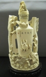 Absolute Auction- Collection of Pre-Ban Ivory