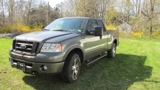 Ford F-150 Pickup, Only 2,315.0 Miles