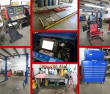 Super Clean & Late Model Automotive Equipment Business Liquidation Retirement Auction