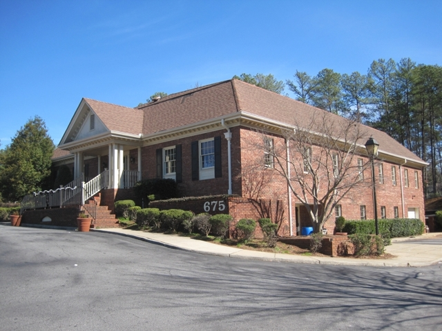 AUCTION COMMERCIAL PROPERTY in STONE MOUNTAIN