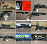 Unclaimed Storage, Guns, Sporting Goods and More Auction