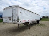 1997 Timpte Super Hopper 42' Grain Hopper Trailer