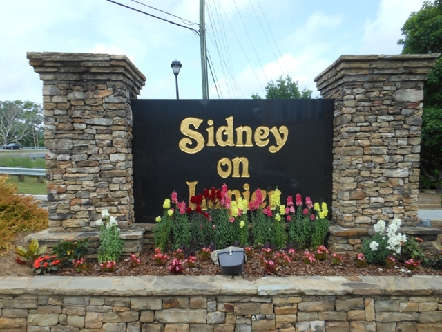 Selling Two Lots in Sidney on Lanier, Gainesville, GA   30506