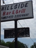Restaurant Equipment Auction! The Former Hillside Bar & Grill