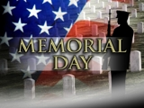 HAPPY MEMORIAL DAY!!!