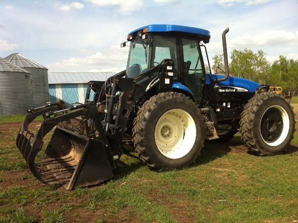 Ford Bi Directional Tractor : Modal title