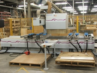 Huge Cabinet Manufacturing Auction