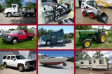 Eastern Nebraska's Large, Late Model Truck, Trailer & Construction Equipment Auction