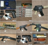 Firearms & Sporting Goods, Unclaimed Storage and MORE!