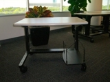 BULK LOT Training Tables Liquidation Online Internet Auction Chicago IL