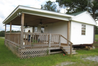 3 BR/2 BA Doublewide and Singlewide mobile home RV canopy. (1) tract has 9 RV hookups. & Luverne AL (36049)- Crenshaw County - 23.7 Acres in 5 Tracts - 2 ...