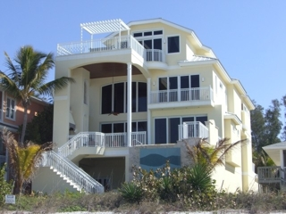 5,600+ SQ FT BEACHFRONT HOME