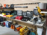 Complete Carpenter's Workshop Absolute Auction