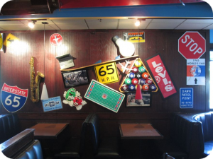 Tgi Friday S Restaurant Equipment Wall Decor Auction Auction