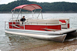 2011 SWEETWATER 22' Pontoon Boat for Sale in Cincinnati