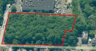 3.5-ACRE COMMERCIAL LOT
