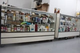 Pizza Business, Estate Antiques, Large Appliances, High End Make-up/Beauty Products, Vitamins, and Food ON-LINE AUCTION