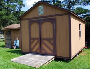 outdoor storage buildings