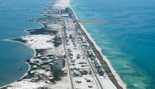 Navarre Beachfront Lot