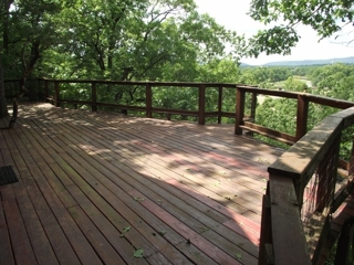 For Sale ~ Cabin Overlooking Caddo River