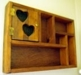 Wood What Knot Shelving: