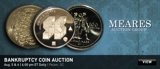 Coin Auction for the US Bankruptcy Court