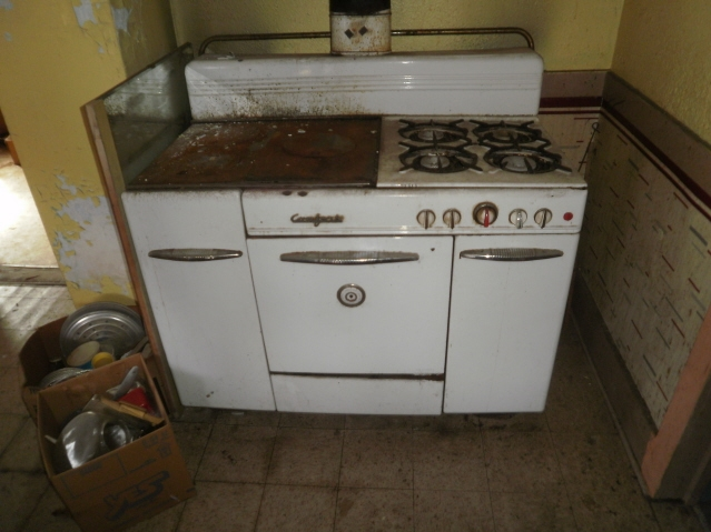 Stove Man of Maine: Commercial Ranges Beautifully Refinished