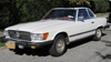 1979 Mercedes Benz 450SL: