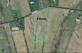 Sold 2008/08/08 - 5+ Acre Building Lot on Stone Road, Xenia, OH