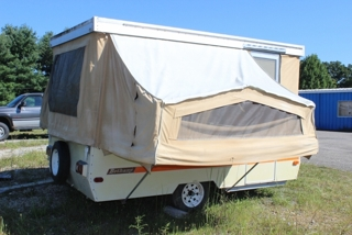 1978 Bethany Pop Up Camper