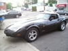 1979 Chevy Corvette Convertible: