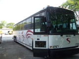 3 TOUR BUSES FOR SALE