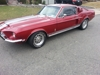 1968 Ford Mustang Fastback: