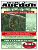 Beautiful 17 AC Selling in 2 Tracts