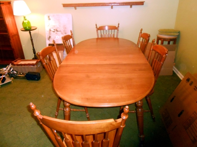 Maple Table And Chairs Dining Chairs Ergonomic Maple Dining Chairs ...