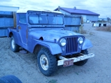 Online Only Jeep Auction