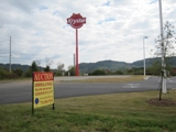 Commercial Lot on I-75 in Ringgold, GA