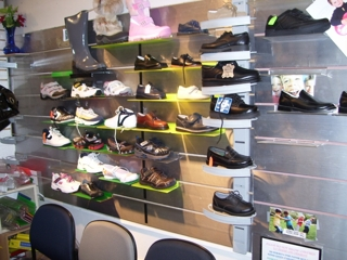 FULLY STOCKED RETAIL CHILDREN'S SHOE STORE