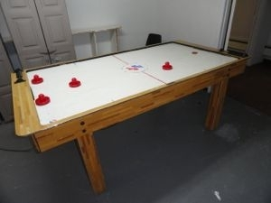 Vintage Baby Crib Air Hockey Table Cincinnati