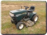CRAFTSMAN Riding Mower/ RUBBERMAID Trough/ Executive Office Furniture/ LIFETIME Folding Tables and More!