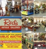 Red's Antique Galleries Internet Auction 1