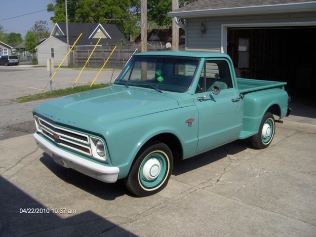 1967 chevy truck stepside galleryhip com the hippest galleries