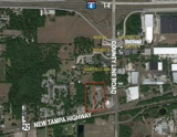 14± COMMERCIAL ACRES OFFERED IN 2 PARCELS