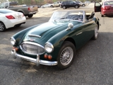 1967 AUSTIN HEALEY 3000 MKIII CONVERTIBLE