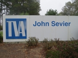 TVA - John Sevier Warehouse Shelving Auction