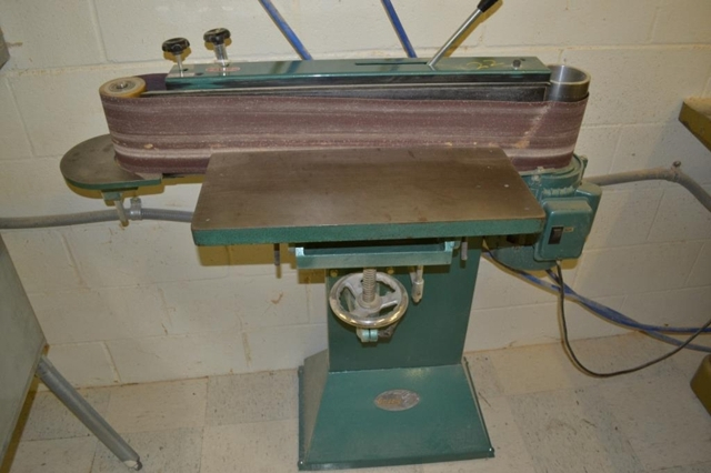 commercial woodworking equipment auction | ignite auctions