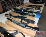 New Firearms, Sporting Goods, Ammunition and More Auction