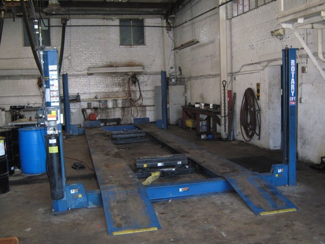 Rotary Lift Extension : Post lift king