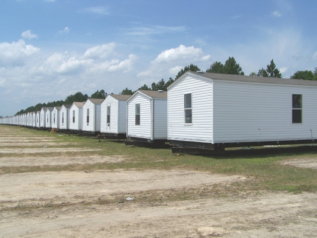 FEMA Trailer Auction Resumes Today in Mississippi | RV Business
