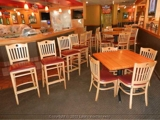 188 Seat Restaurant & Bar Furniture Package